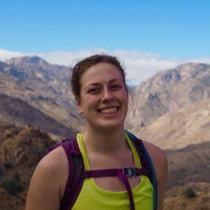 Internship Profile: Meryn Corkery
