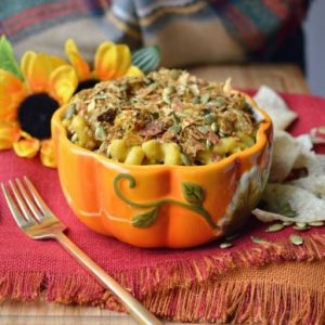 Market Recipe Blog: Pumpkin Mac 'n' Cheese