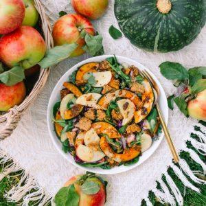 Market Recipe Blog: Autumn Squash Salad