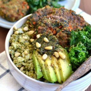 Market Recipe Blog: Vegan Burger Bowls