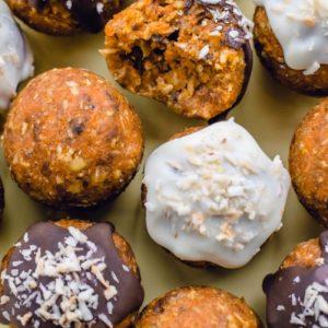 Market Recipe Blog: Carrot Cake Truffles
