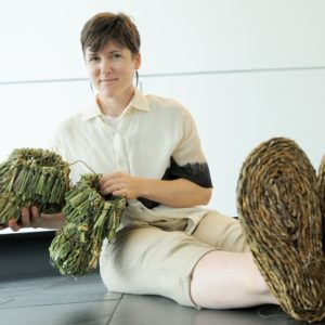 Beginners Basketry with Invasive Species