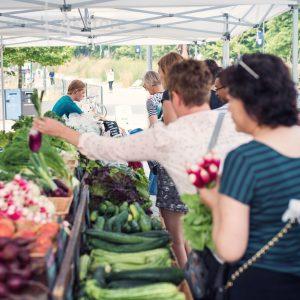 Saturday UBC Farm Farmers' Market