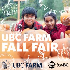 UBC Farm Fall Fair