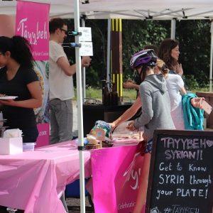 Saturday Farmers' Market Vendor Feature: Tayybeh Syrian