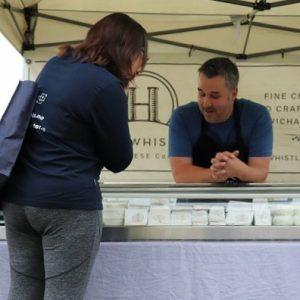 Saturday Farmers' Market Vendor Feature: Haltwhistle Cheese Company
