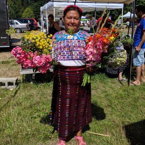 Saturday Farmers' Market Vendor Feature: Tal A'xin – Maya In Exile Garden
