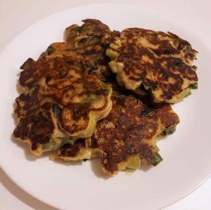 Market Recipe Blog: Leek Fritters