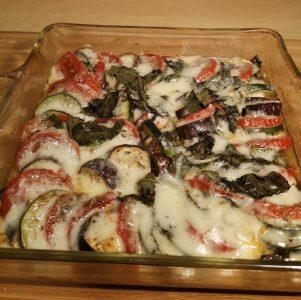 Market Recipe Blog: Baked Ratatouille (99% Farm Fresh!)