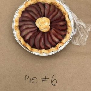 "Market Recipe Blog: Fall Fair 1st Place Pie (""Drunken"" Forager's Fruit Pie)"