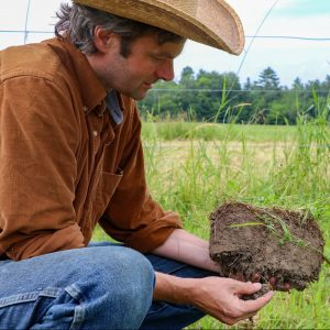 Dorn Cox - Member of the Diversified Agroecosystems Research Cluster