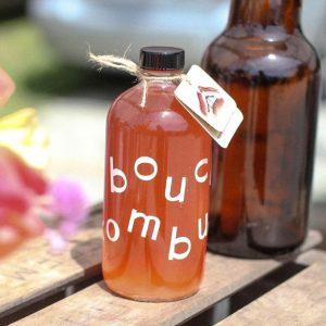 Saturday Farmers' Market Vendor Feature: Bouche Kombucha
