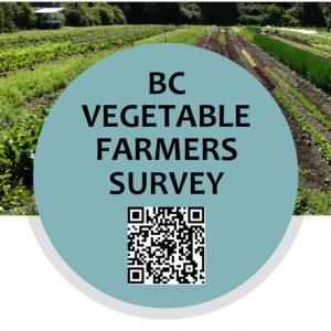 BC Vegetable Farmers Survey