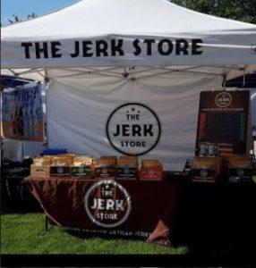 Saturday Farmers' Market Vendor Feature: The Jerk  Store