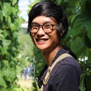 BC Eco Seed Co-op: Meet BCESC Member Evan Goh of UBC Farm