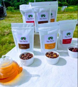 Saturday Farmers' Market Vendor Feature: Pure Pod Co.
