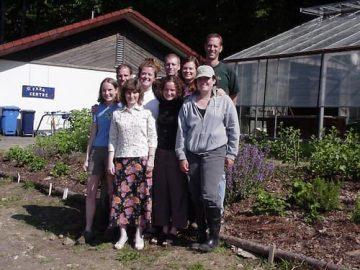 UBC Farm team in 2003