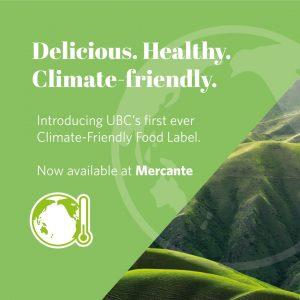 UBC Climate-Friendly Food Label Survey