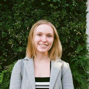 Work Learn Profile: Mackenzie Dorsey, UBC Farm Ambassador