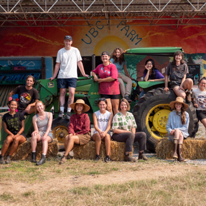 The 2022 UBC Farm Practicum in Sustainable Agriculture is now accepting applications!